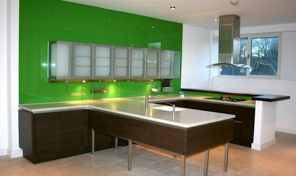 Luxury Kitchen In Birkby Apartment