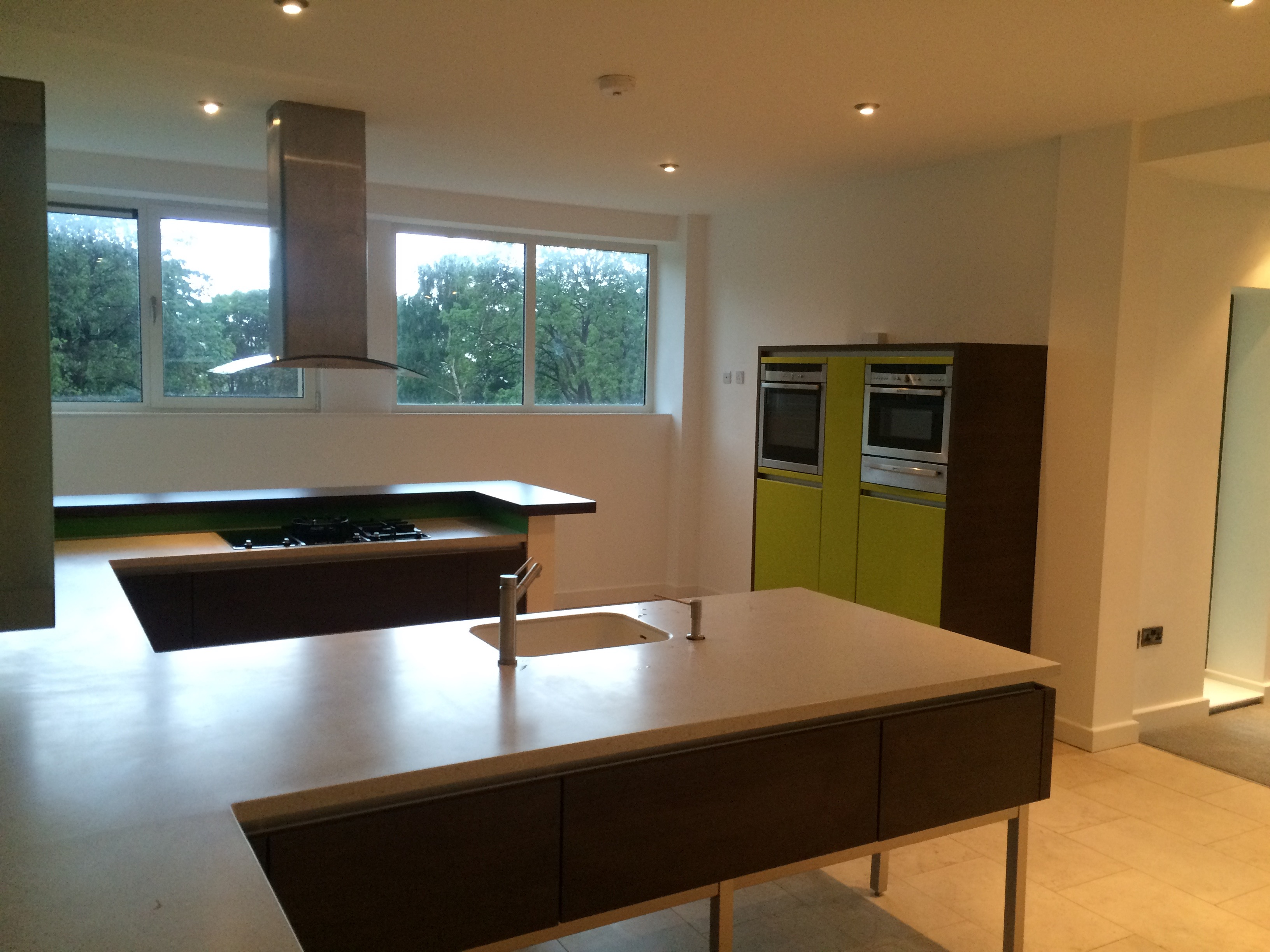 Apartment refurbishment, Birkby, Huddersfield
