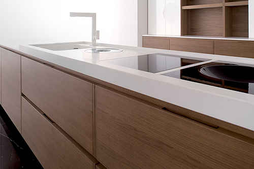 Corian worktop installers and fabricators
