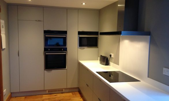Luxury fitted kitchen in Halifax