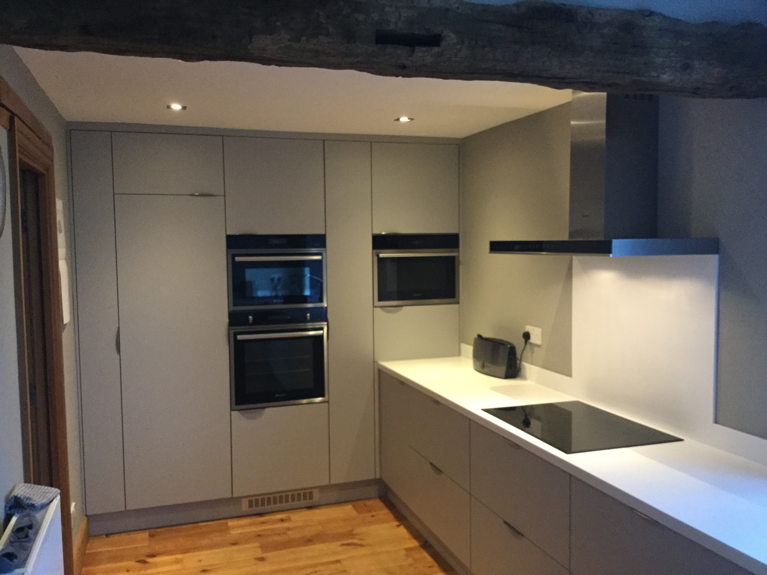 Corian solid surface fitted Halifax