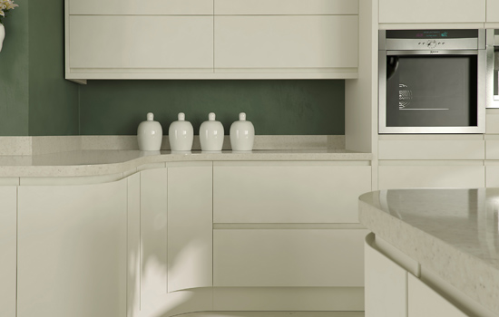 J Handle Solo Painted Ivory Kitchen