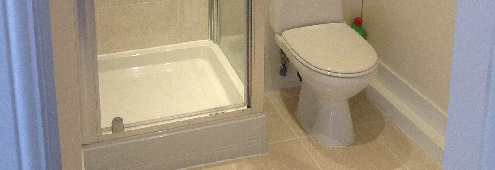 Ensuite After Refurb