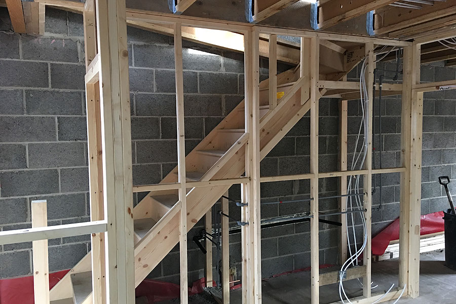 First fix joinery and carpentry contractors