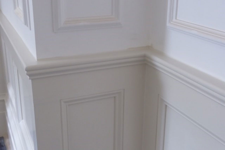Second fix joinery