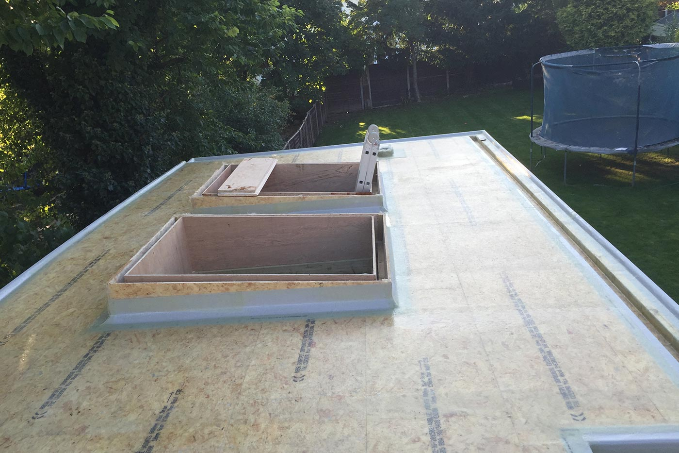 GRP Roof Installers