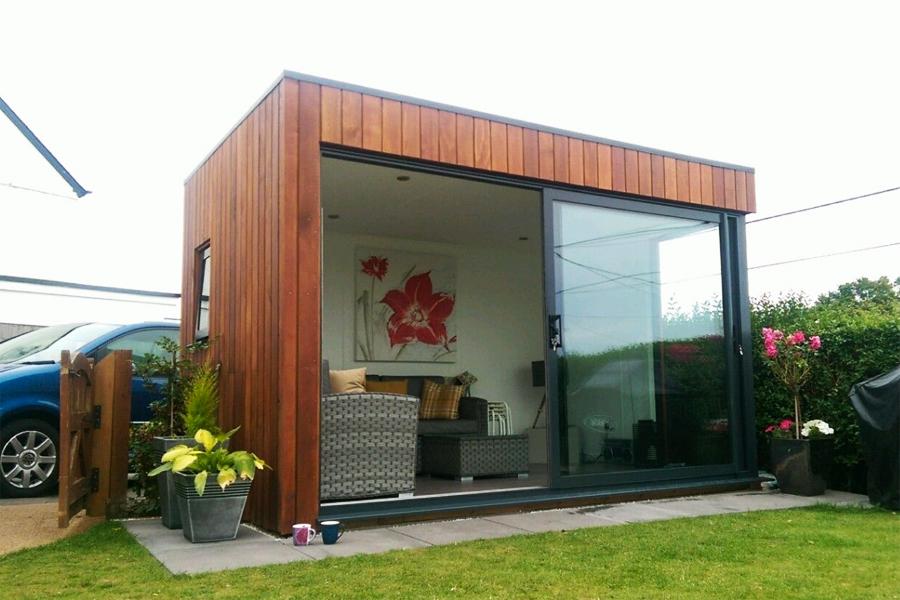 Garden Offices, Garden Rooms, Garden Studios, Granny Annexes built Yorkshire, Lancashire